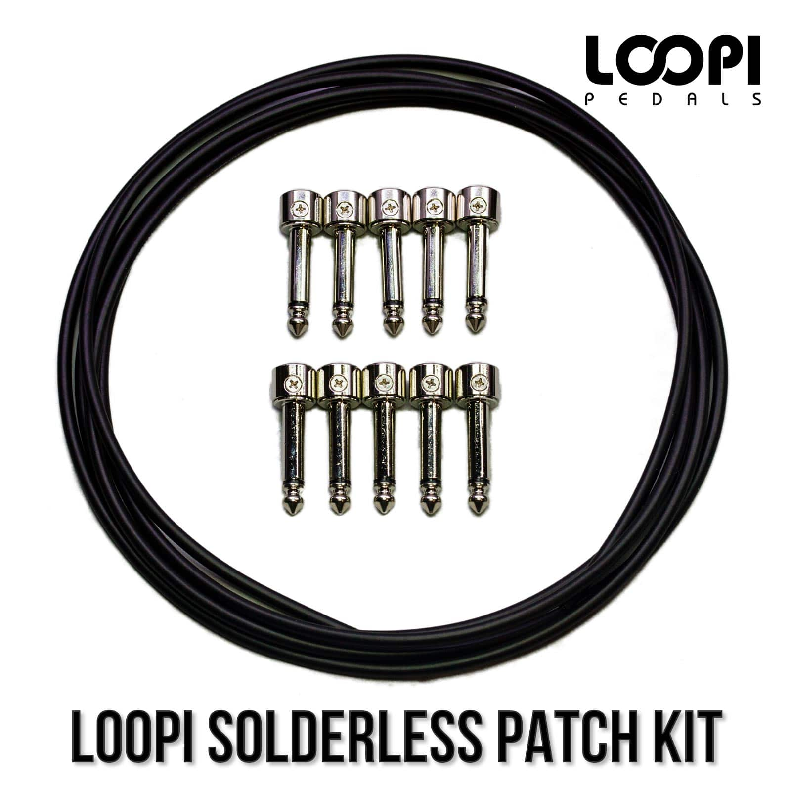 solderless patch cable kit